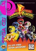 Mighty Morphin Power Rangers CD