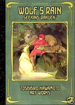 TOSHIHIRO KAWAMOTO ART BOOK WOLF