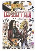 LED Zeppelin Comic
