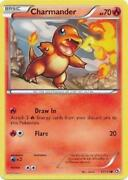 Charmander Pokemon Card