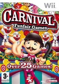 Carnival: Funfair Games Nintendo Wii Game