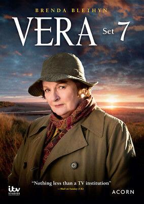 Vera: Set 7 (REGION 1 DVD New)