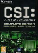 CSI PC Games