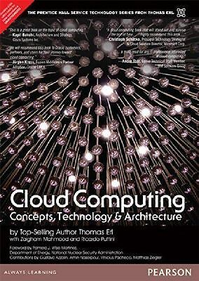 Cloud Computing  Concepts  Technology   Architecture  1 E By Erl