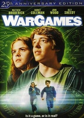 Wargames [New DVD] Anniversary Edition, Dolby, Dubbed, Subtitled, Widescreen,