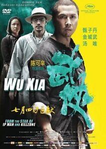 Wu Xia  - NEW DVD Hong Kong RARE Kung Fu Martial Arts Action movie - NEW