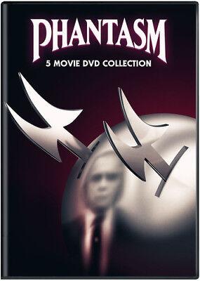 Phantasm 5 Movie Dvd Collection [New DVD]