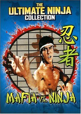 NEW Ninja vs. Mafia The Ultimate Ninja Collection VERSE DVD Alexander Lou MOVIE