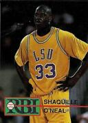 Shaquille O'neal College Card