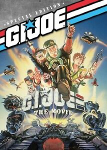 Gi Joe the movie and Transformers the Movie DVDs mint.
