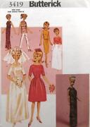 Fashion Doll Patterns
