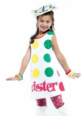 Twister Girl Halloween Costume (New Twister Child Costume)