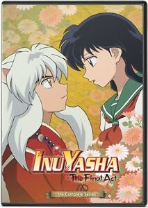 Inuyasha The Final Act: Complete Series DVD