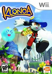 Klonoa for the Nintendo Wii