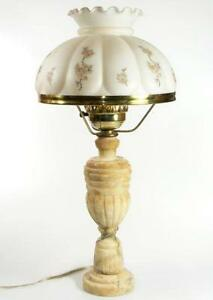 Fenton Hurricane Lamp