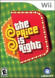 The Price is Right for Wii **Excellent**