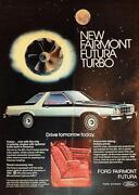 Ford Fairmont Futura