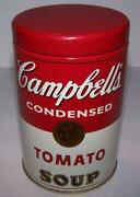 Campbells Soup Tin