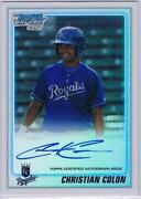 Christian Colon Auto