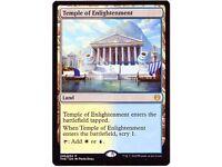 Theros Beyond Death MTG magic 1x Temple of Deceit M//NM