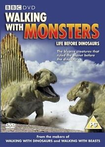 Walking with Monsters [DVD]