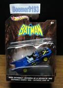 Hot Wheels Batmobile 1:50