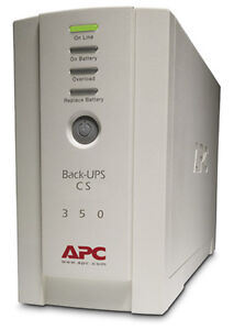 APC BK350 Ups - needs battery replaced