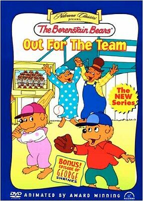 The Berenstain Bears - Out For The Team New