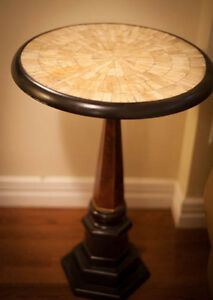 SOLD Bombay Accent Table