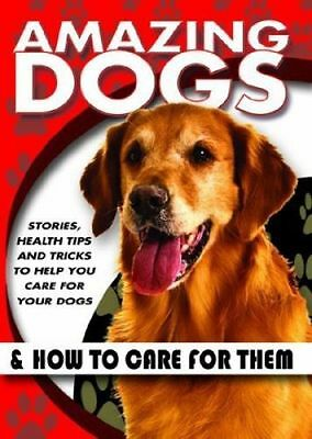 Amazing Dogs (DVD, 2008) And How to Care For Them WORLD SHIP ALL REGION VIDEO
