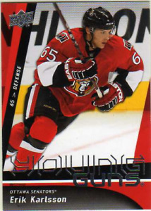 erik karlsson young guns rc #210
