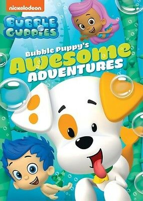 Bubble Guppies: Bubble Puppy's Awesome Adventures [New DVD] Amaray Case, Dubbe - Bubble Guppies Movie