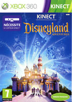 Disneyland Adventures XBOX 360 Kinect - New Sealed in Package