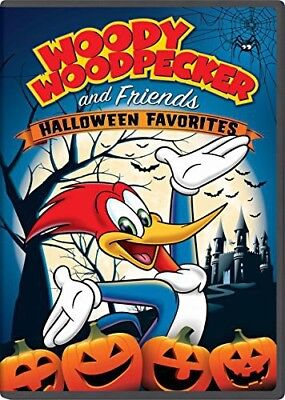 Woody Woodpecker and Friends: Halloween Favorites [New DVD] Snap Case - Halloween Favorites