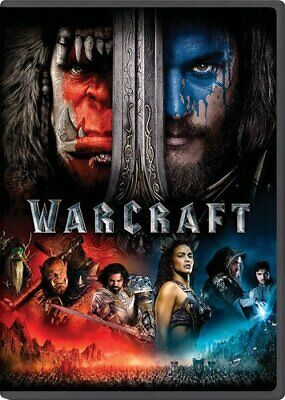 New: WARCRAFT - DVD