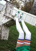 Thigh High Tube Socks