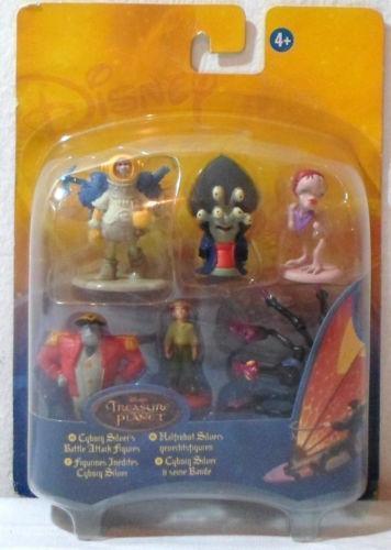Toys And Treasures : Treasure planet toys ebay