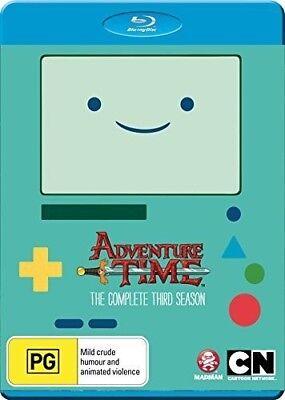 Adventure Time-Season 3 [New Blu-ray] Australia - Import
