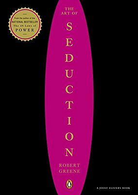 The Art of Seduction by Robert Greene, (Paperback), Penguin Books , New, Free Sh