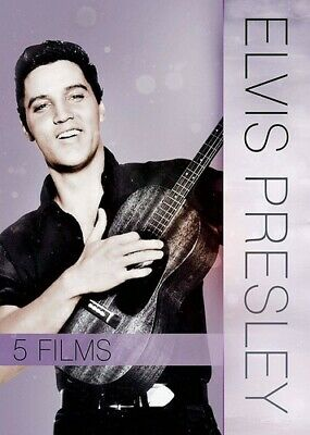 Elvis Presley: 5 Films [New DVD] Boxed Set, Restored, Subtitled, Widescreen, A