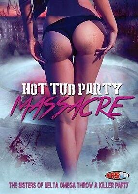 Hot Tub Party Massacre [New DVD]