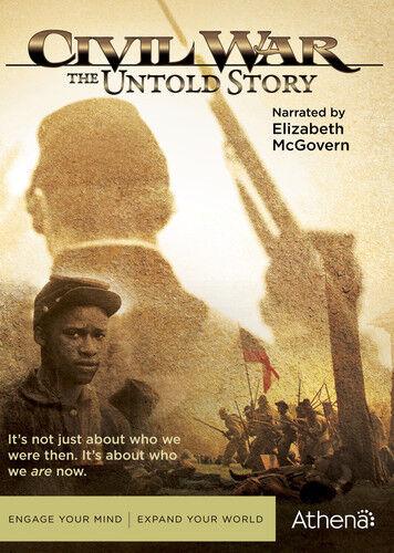 Civil War: The Untold Story - 2 DISC SET (2014, DVD NEW)