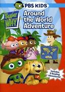 Super Why DVD