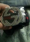 Mens Gucci Belt Buckle