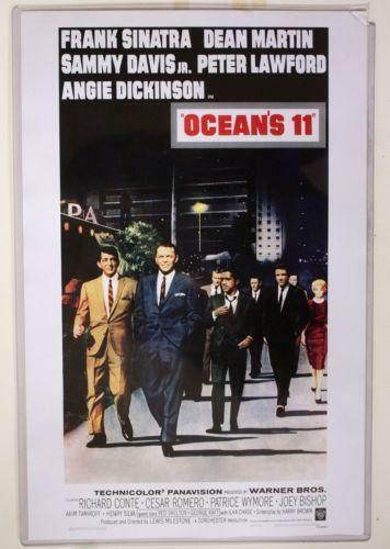 K 11 Poster Oceans 11 Poster | eBa...