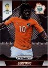 Gervinho Prizm World Cup Soccer Trading Cards