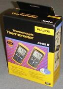 Fluke Digital Thermometer