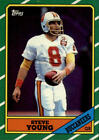 Steve Young Rookie Football Cards