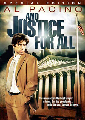 And Justice for All (Special Edition) DVD NEW