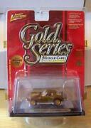 Johnny Lightning Gold Series